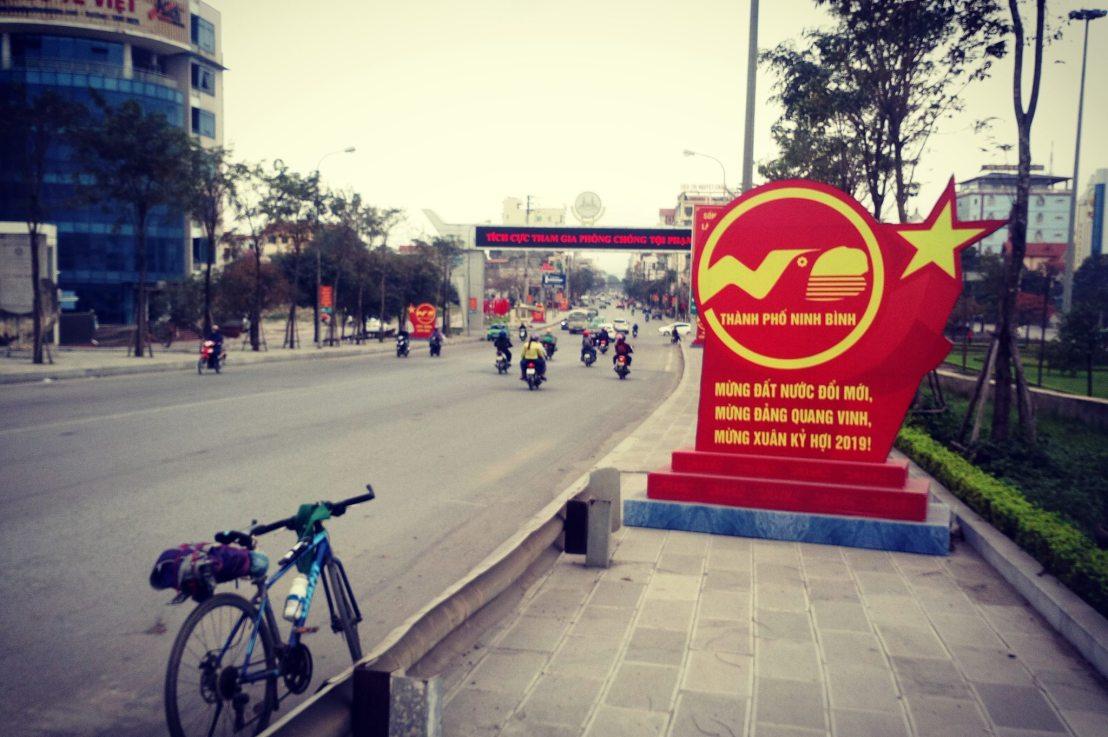 Lần đầu đạp xe đi Ninh Bình – Ngày thứhai